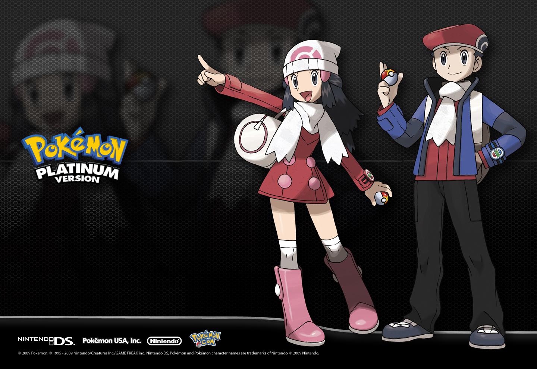 como descargar pokemon platino