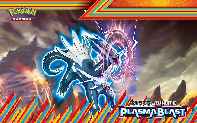 Plasma Blast Dialga Wallpaper