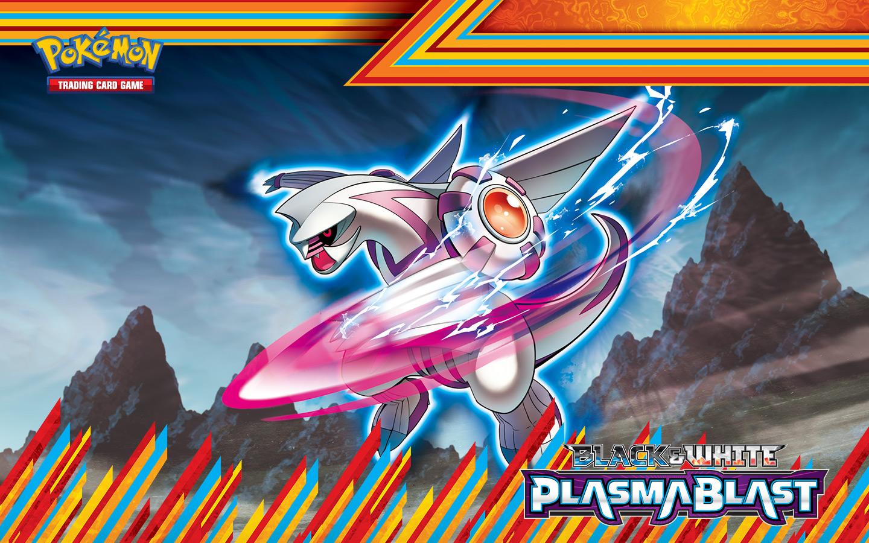 Plasma Blast Palkia Wallpaper