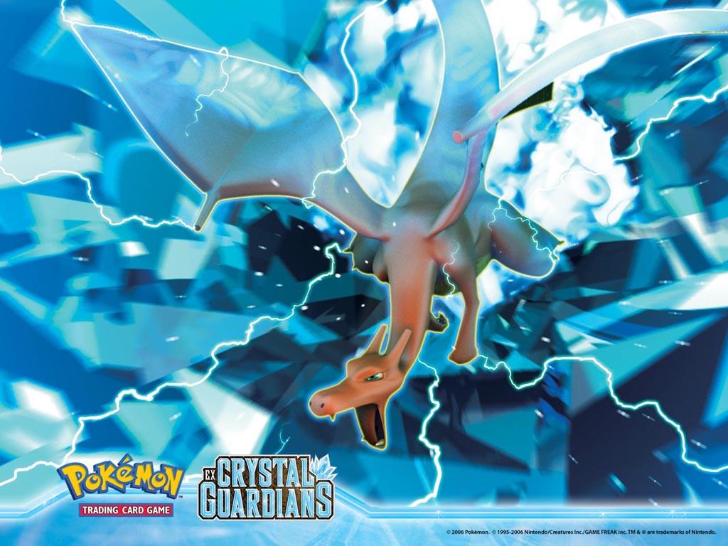 Pok&233mon TCG EX Crystal Guardians Wallpaper 1