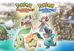 Pokémon HeartGold and SoulSilver Versions screen saver