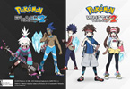<em>Pokémon Black Version 2</em> and <em>Pokémon White Version 2</em> Wallpaper 2
