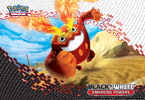 Pokémon TCG: <em>Black & White—Emerging Powers</em> Darmanitan Wallpaper