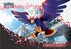 Pokémon TCG: <em>Black & White—Emerging Powers</em> Braviary Wallpaper