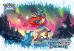 Pokémon TCG: <em>Black & White—Boundaries Crossed</em> Keldeo Wallpaper