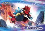 Call of Legends Groudon Wallpaper