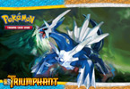 HS—Triumphant Dialga Wallpaper