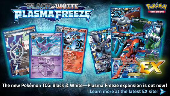 Pokémon TCG: Black & White—Plasma Freeze