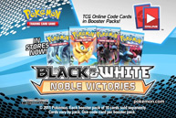 Pokémon TCG: Black & White—Noble Victories