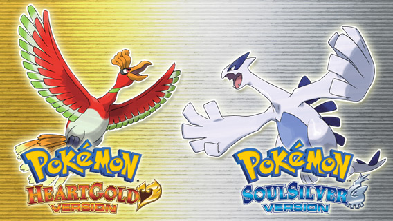 Pokémon™ HeartGold and SoulSilver Versions