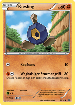 pokemon kiesling