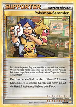 Pokémon-Sammler