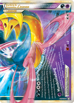 Darkrai & Cresselia-LEGENDE