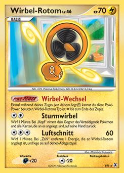 Wirbel-Rotom