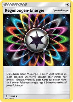 Sonne und Mond Pokemon 65//149 Cosmovum