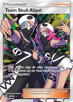 Team Skull-Rüpel