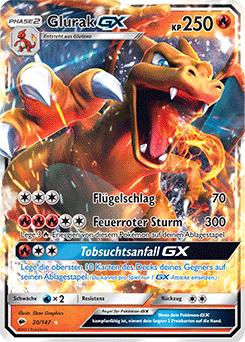Glurak-GX