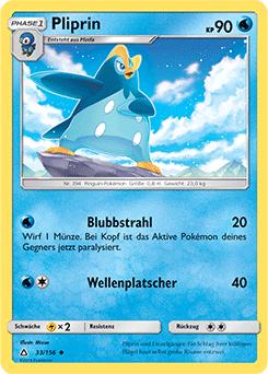 Pliprin Ultra Prisma Sammelkarten Datenbank Pokemonde