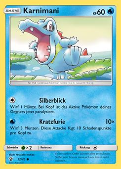 Karnimani Majestät Der Drachen Sammelkarten Datenbank Pokemonde
