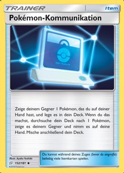 Pokémon-Kommunikation