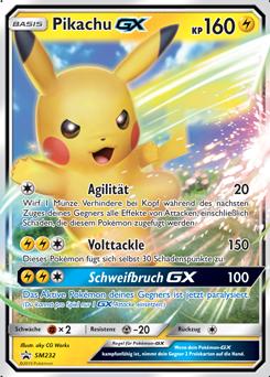 Pikachu-GX