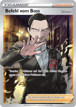 Befehl vom Boss (Giovanni)