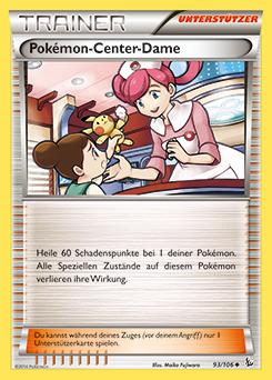 Pokémon-Center-Dame
