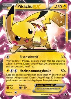 Pikachu-EX