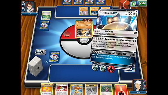 wie spielt man pokemon karten