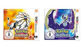 Pokémon Sonne und Pokémon Mond