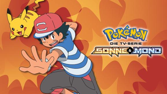 Sieh Dir Pokemon Die TV Serie Sonne Mond Auf Nickelodeon An