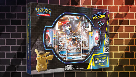 A Sneak Peek At Pokémon Detective Pikachu Products Pokemon Com
