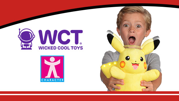 be0483a029e73 Play and Talk with the Power Action Pikachu Plush from Wicked Cool Toys