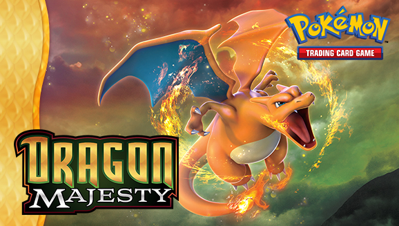Pok mon trading card game - Carte pokemon dragon ...