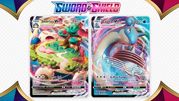 Galar Pokémon and Pokémon V Arrive in Pokémon TCG: Sword & Shield ...