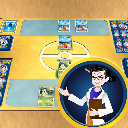 Trading card game online play