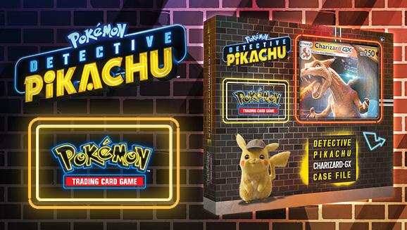 Detective Pikachu Charizard Gx Case File Pokemon Com