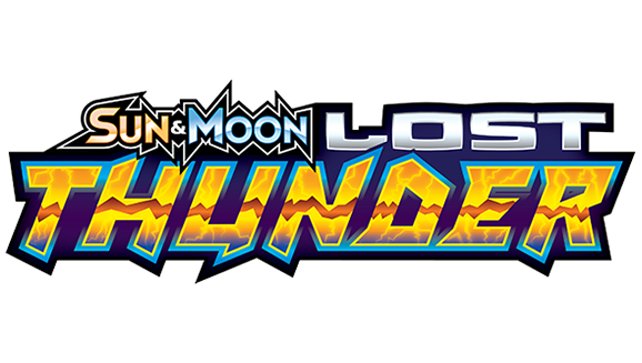 Sun & Moon—Lost Thunder