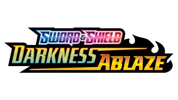 Sword & Shield—Darkness Ablaze