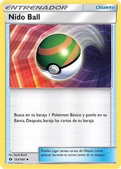 Nido Ball