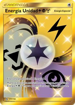 Energía Unidad { Lightning }{ Psychic }{ Metal }