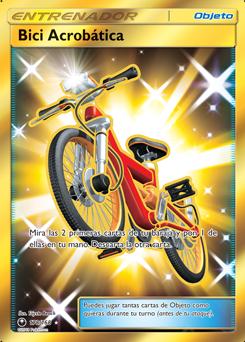 Bici Acrobática