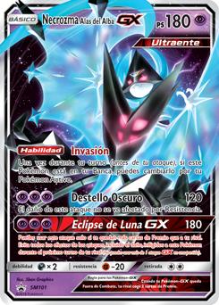 Necrozma Alas del Alba-GX