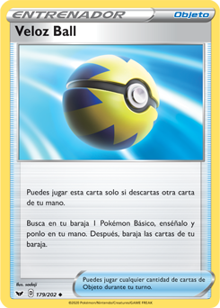 Veloz Ball