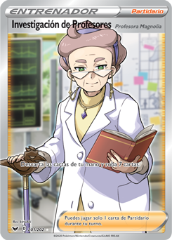 Investigación de Profesores (Profesora Magnolia)