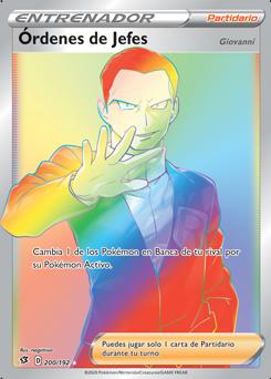 Órdenes de Jefes (Giovanni)