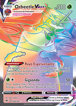 Orbeetle VMAX