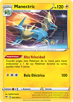 Manectric