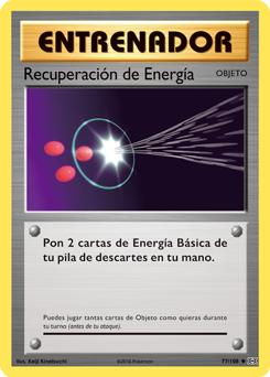 Recuperación de Energía