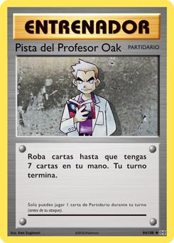 Pista del Profesor Oak